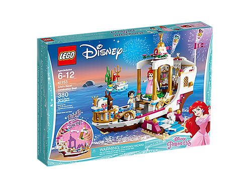 LEGO® DISNEY PRINCESS - ARIEL'S ROYAL CELEBRATION BOAT