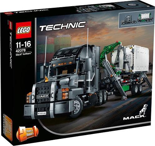 LEGO® TECHNIC - MACK ANTHEM - 42078