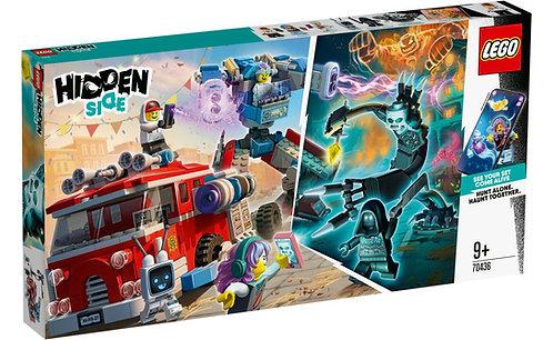 LEGO® HIDDEN SIDE - PHANTOM FIRE TRUCK 3000- 70436