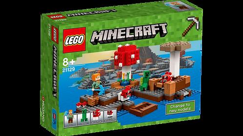 LEGO® MINECRAFT - THE MUSHROOM ISLAND