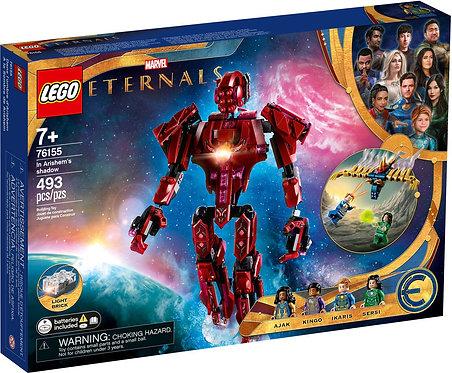 LEGO® SUPER HEROES -  MARVEL THE ETERNALS ARISHEM'S SHADOW - 76155