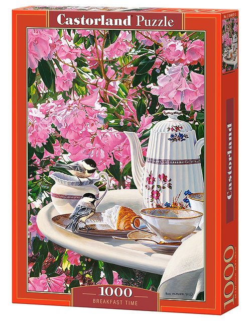 1000PC PUZZLE - BREAKFAST TIME - 104697