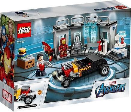 LEGO® SUPER HEROES - IRON MAN ARMORY - 76167