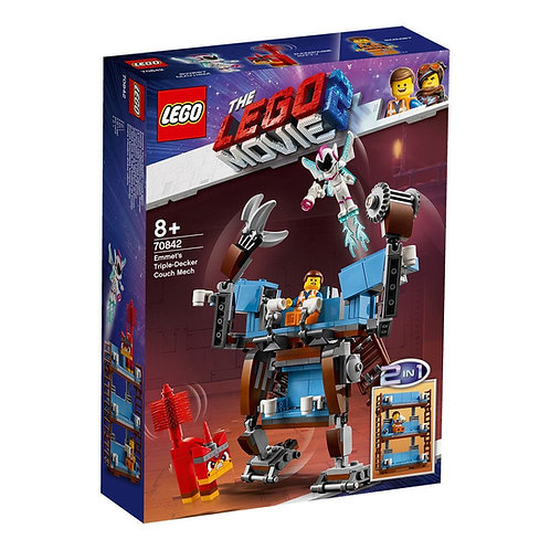 LEGO® THE LEGO MOVIE 2 - EMMET'S TRIPLE-DECKER COUCH MECH MECH - 70842