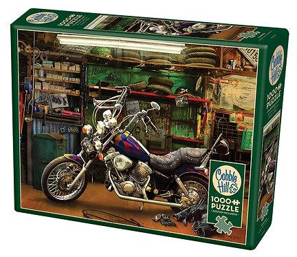 1000PC PUZZLE - CHOPPER - 80200