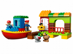 Lego Duplo Around The World
