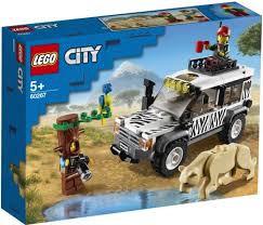 LEGO® CITY -SAFARI OFF-ROADER - 60267