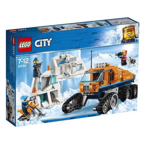 LEGO® CITY - ARCTIC SCOUT TRUCK - 60194