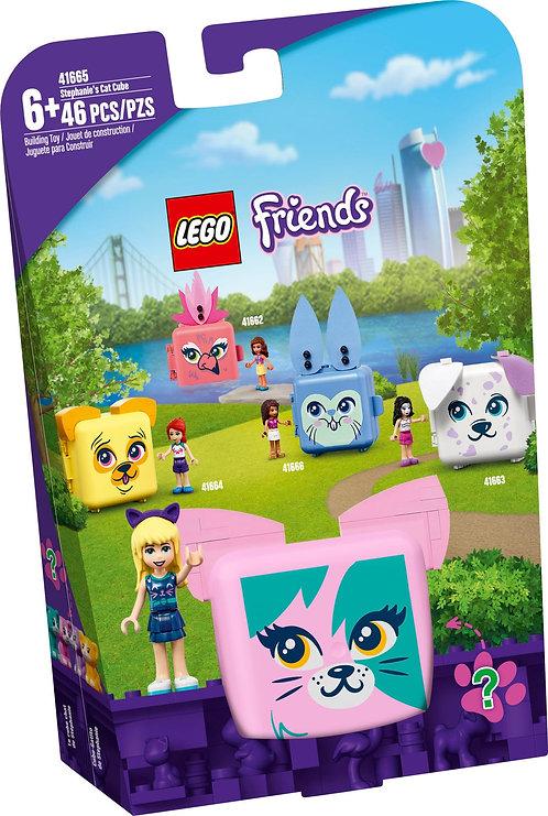 LEGO® FRIENDS - STEPHANIE'S CAT CUBE - 41665