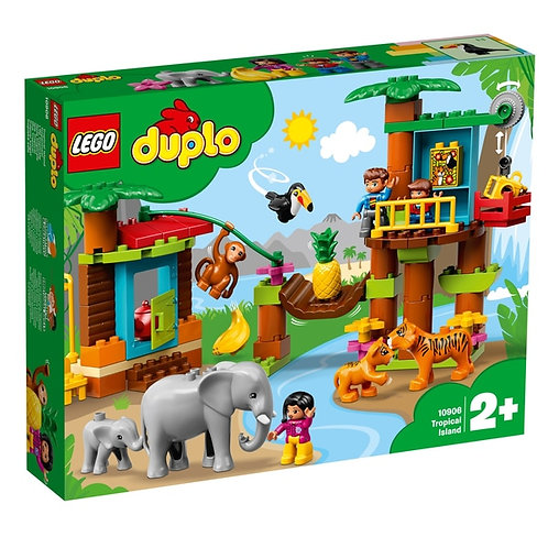 LEGO® DUPLO - TROPICAL ISLAND - 10906