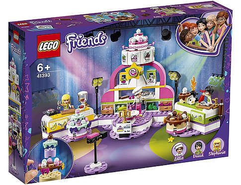 LEGO® FRIENDS - BAKING COMPETITION - 41393