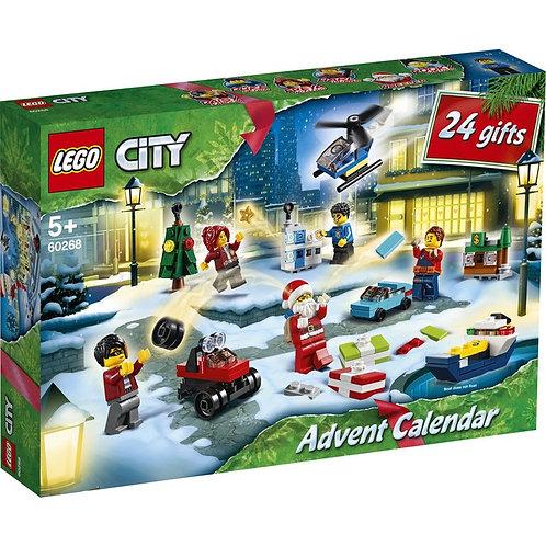 LEGO® ADVENT CALENDAR -CITY - 60268