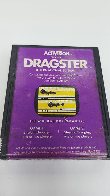 ATARI® GAME CARTRIDGE - DRAGSTER