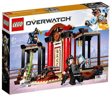 LEGO® OVERWATCH - HANZO vs GENJI - 75971