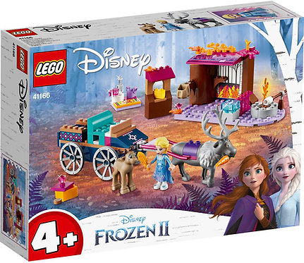 LEGO® DISNEY PRINCESS - ELSA'S WAGON ADVENTURE - 41166