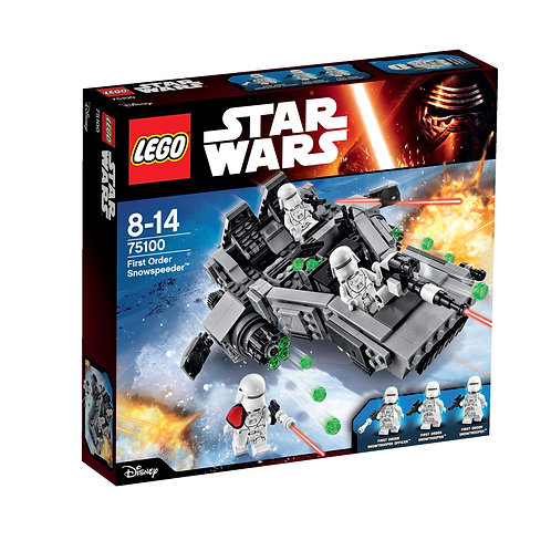 LEGO® STAR WARS - FIRST ORDER SNOWSPEEDER