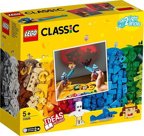 LEGO® CLASSIC - BRICKS AND LIGHTS - 11009