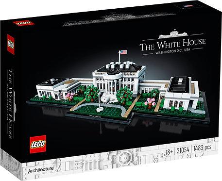 LEGO® ARCHITECTURE - THE WHITE HOUSE - 21054