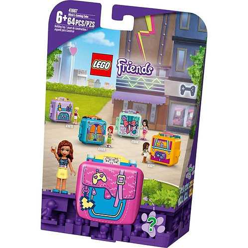 LEGO® FRIENDS - OLIVIA'S GAMING CUBE - 41667