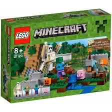 LEGO® MINECRAFT - THE IRON GOLEM