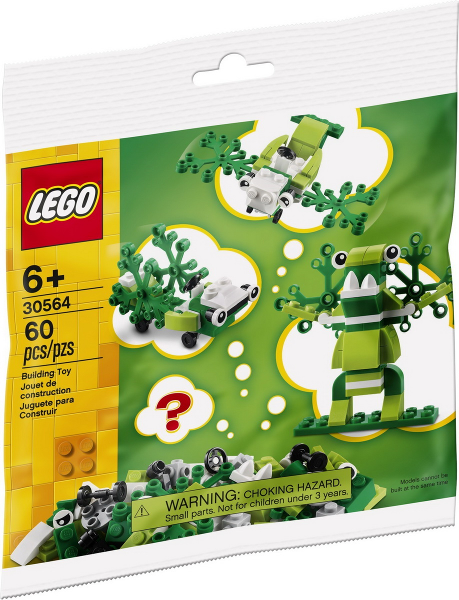LEGO® CLASSIC - BUILD YOUR OWN MONSTER OR VEHICLE - 30564
