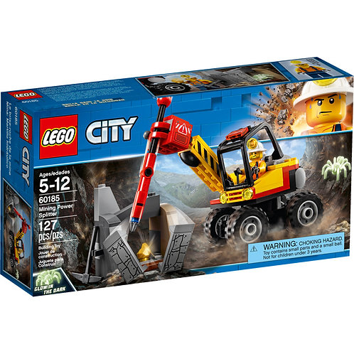 LEGO® CITY - MINING POWER SPLITTER