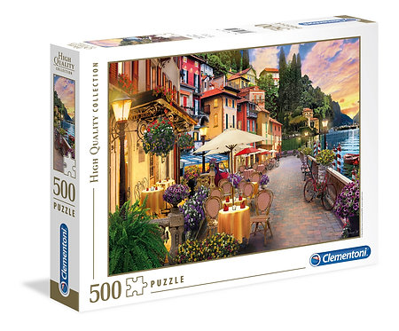 500PC PUZZLE - MONTE ROSA DREAMING - 35041