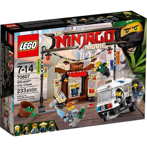 LEGO® NINJAGO - NINJAGO CITY CHASE