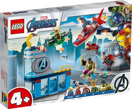 LEGO® SUPER HEROES - AVENGERS WRATH OF LOKI - 76152