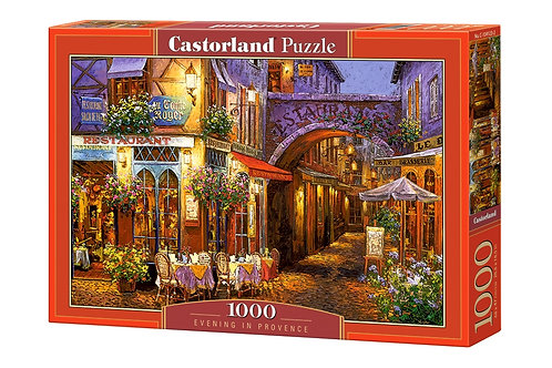 1000PC PUZZLE - EVENING IN PROVENCE - 104123