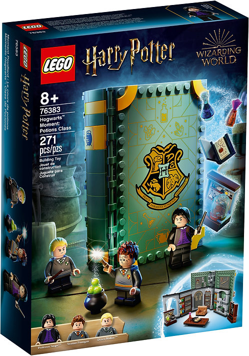 LEGO® HARRY POTTER - MOMENT POTIONS CLASS - 76383