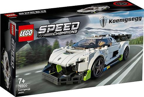 LEGO® SPEED CHAMPIONS - KOENIGSEGG JESKO - 76900
