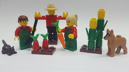 LEGO® MINIFIGURES - SET 10