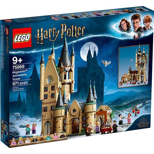 LEGO® HARRY POTTER - HOGWARTS ASTRONOMY TOWER - 75969
