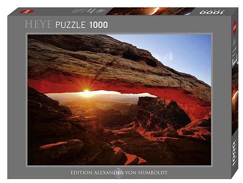 1000PC PUZZLE - MESA ARCH - 29594