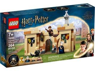 LEGO® HARRY POTTER -HOGWARTS FIRST FLYING LESSON - 76395