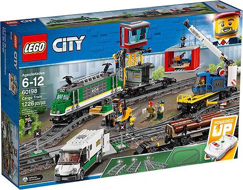 LEGO® CITY - CARGO TRAIN 60198