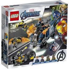 LEGO® AVENGERS -TRUCK TAKE-DOWN - 76143