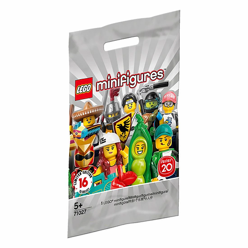LEGO® MINIFIGURE - SERIES 20 - AST. ea