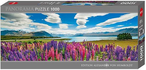 1000PC PUZZLE - LAKE TEKAPO - 29902