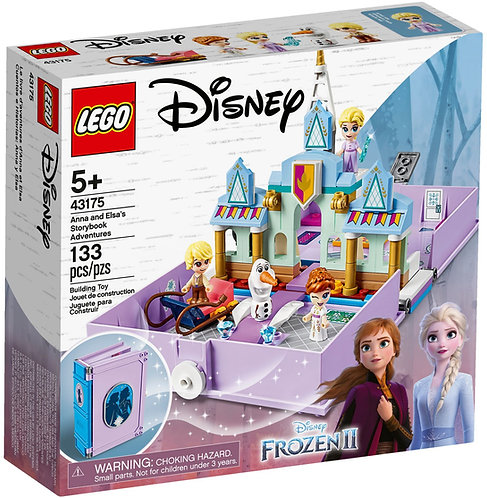 LEGO® DISNEY - ELSA AND THE NOKK STORY BOOK ADVENTURES - 43189