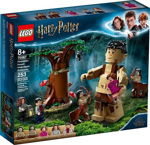 LEGO® HARRY POTTER - FORBIDDEN FOREST - UMBRIDGE'S ENCOUNTER - 75967