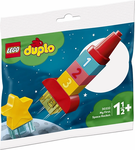 LEGO® DUPLO - MY FIRST SPACE ROCKET - 30332