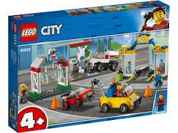 LEGO® CITY - CITY TOWN - GARAGE CENTRE - 60232