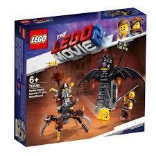 LEGO® LEGO MOVIE - BATTLE-READY BATMAN AND METALBEARD