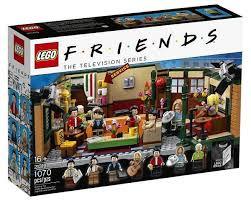 LEGO® IDEAS - CENTRAL PERK - 21319