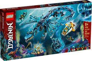 LEGO® NINJAGO - WATER DRAGON - 71754