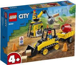 LEGO® CITY - CONSTRUCTION BULLDOZER - 60252