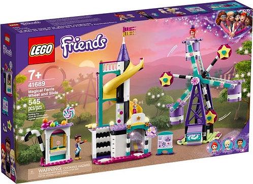 LEGO® FRIENDS - MAGICAL FERRIS WHEEL AND SLIDE - 41689