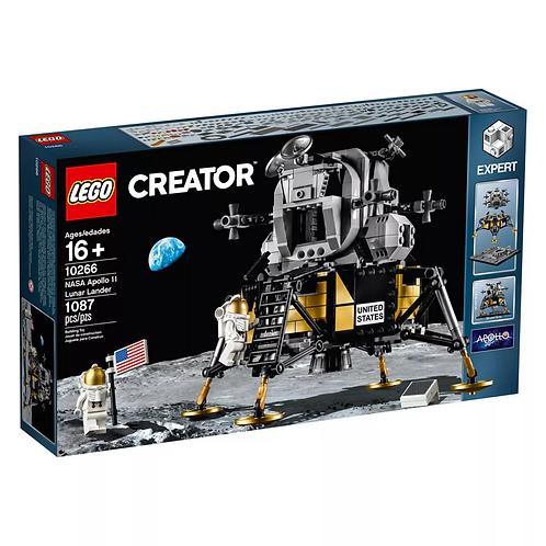 LEGO® CREATOR EXPERT - NASA APOLLO II LUNAR LANDER - 10266